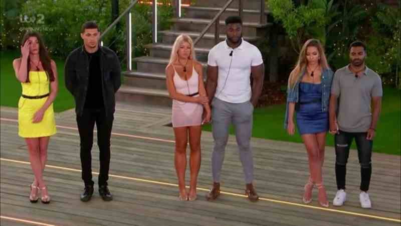 love island 2020 results feb 10