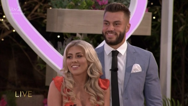 Love Island Winners Finn And Paige Reveal Their Prize