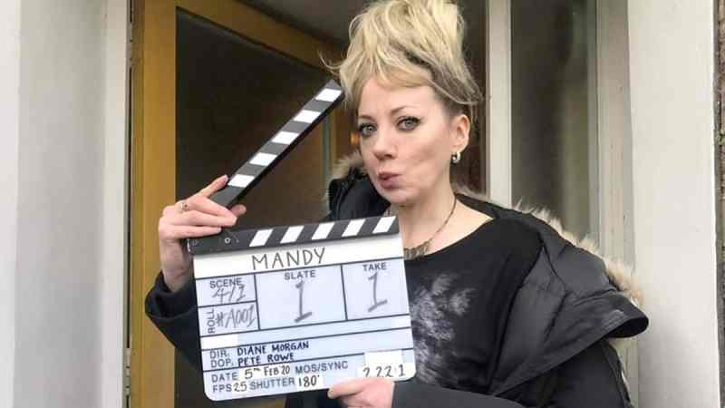 mandy bbc two