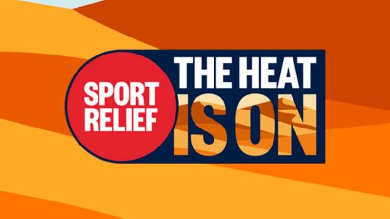 sport relief Heat Is on line up