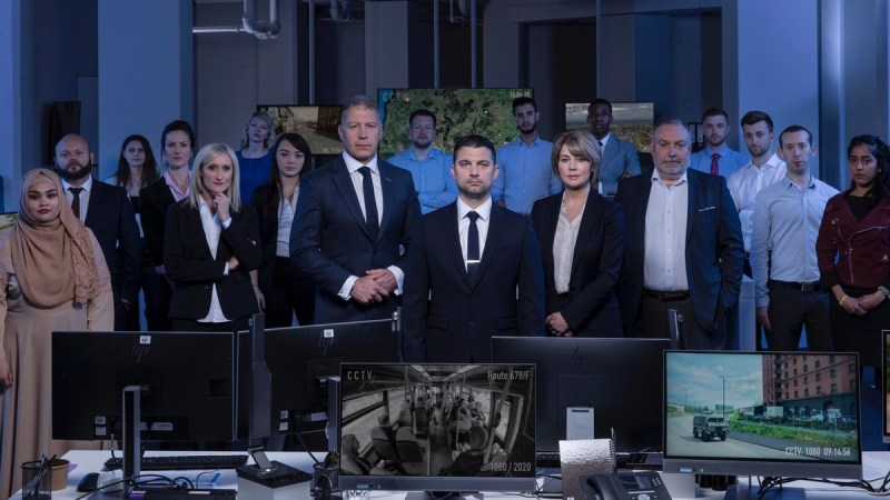the hunted channel 4