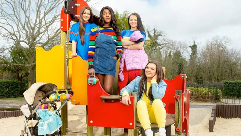 Teen Mom UK 2020 cast