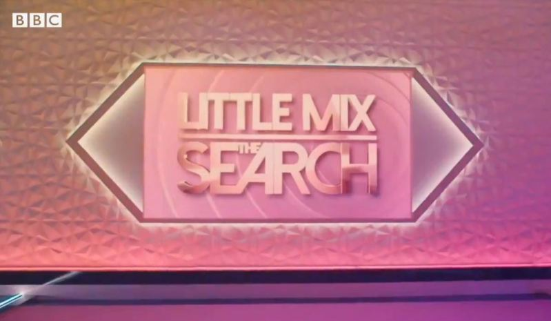 little mix the search - 2
