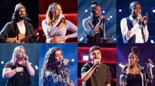 the voice uk 2020 line up