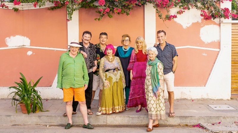 The Real Marigold Hotel 2020 line up cast