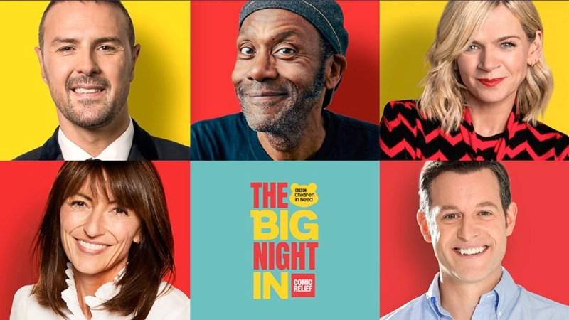 big night in bbc one