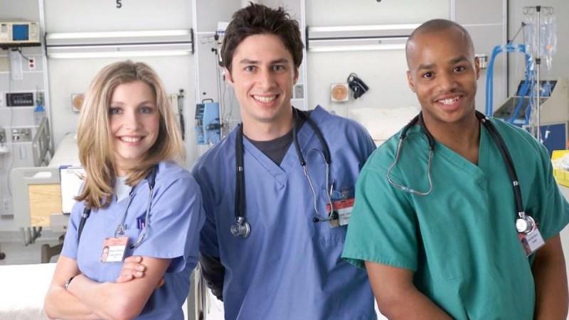 scrubs all4