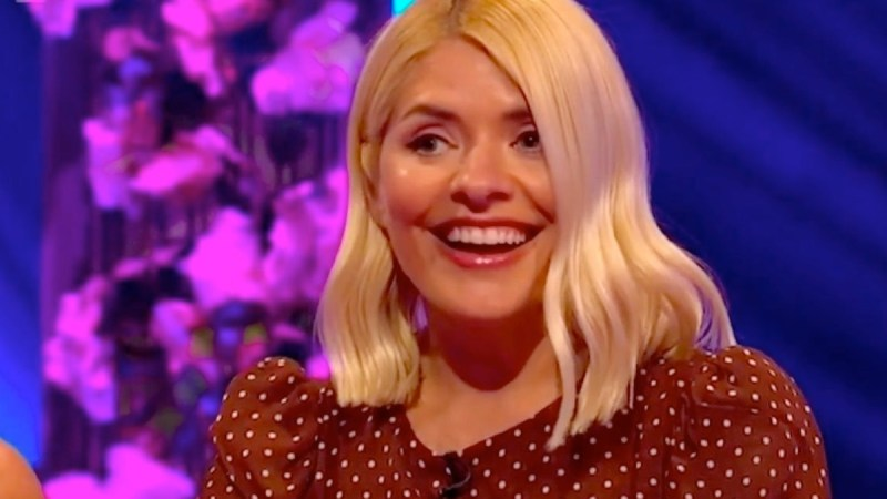 Holly Willoughby celebrity juice