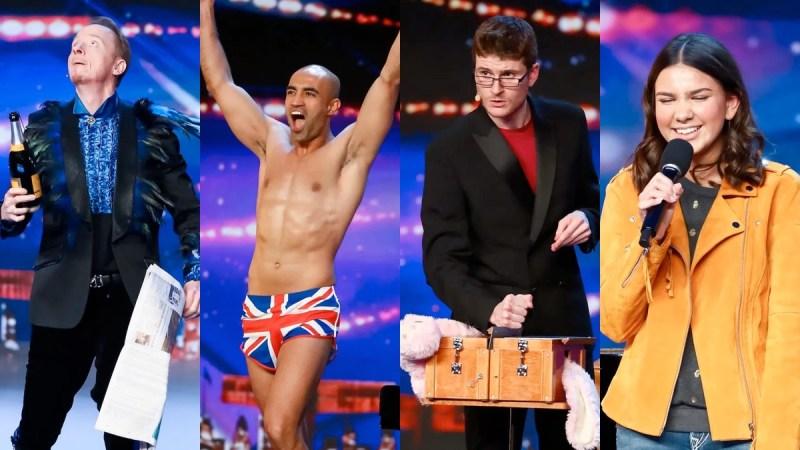 britains got talent 2020 acts week 6