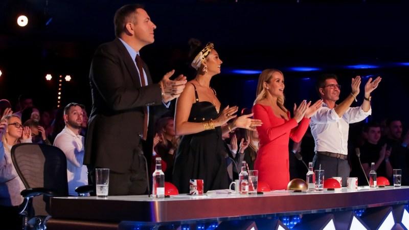 Britain's Got Talent: SR14: Ep7 on ITV judges