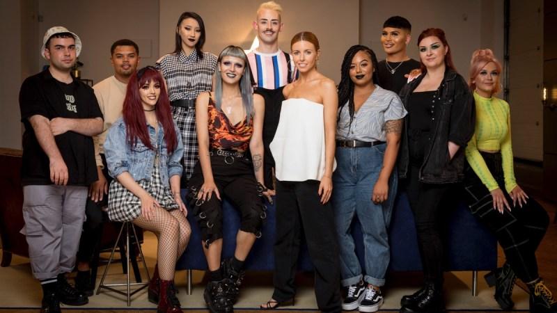 Glow Up s2 contestants 2020