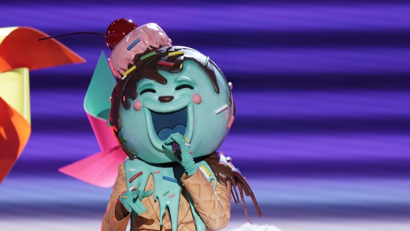 The Masked Singer US: SR2: Ep1 on ITV