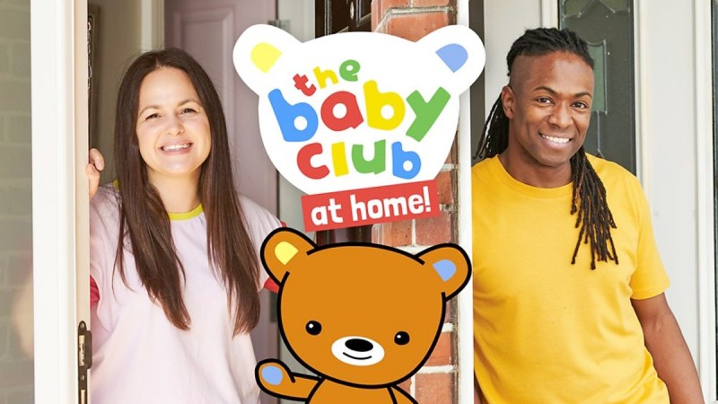 The Baby Club at Home on CBeebies