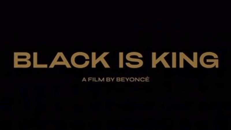 black is king beyonce film disneyplus