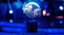 strictly come dancing glitterball trophy generic