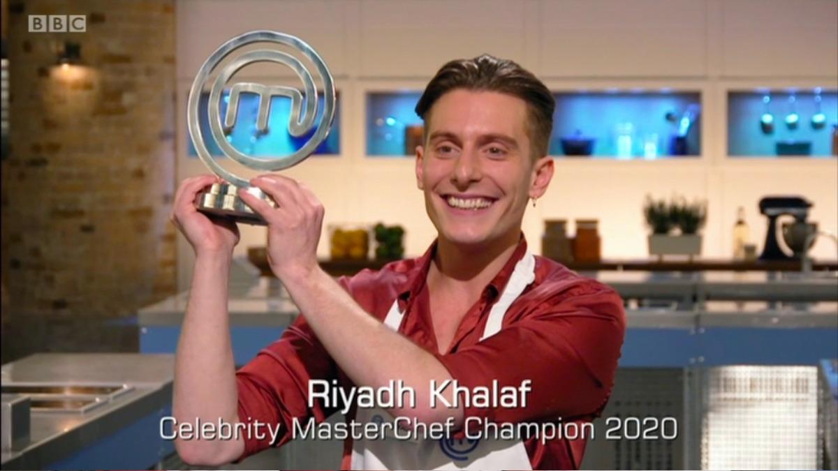 celebrity masterchef 2020 winner