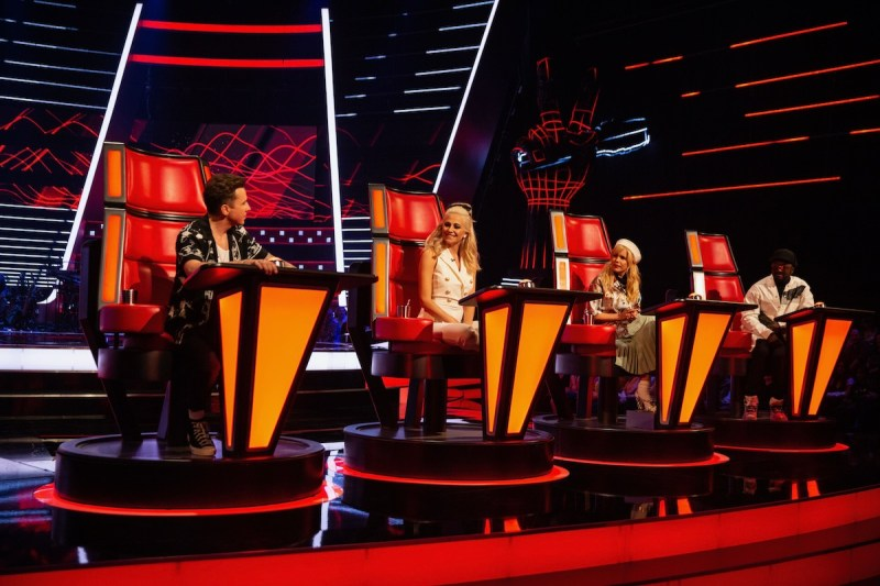 The Voice Kids: SR4: Ep1 on ITV