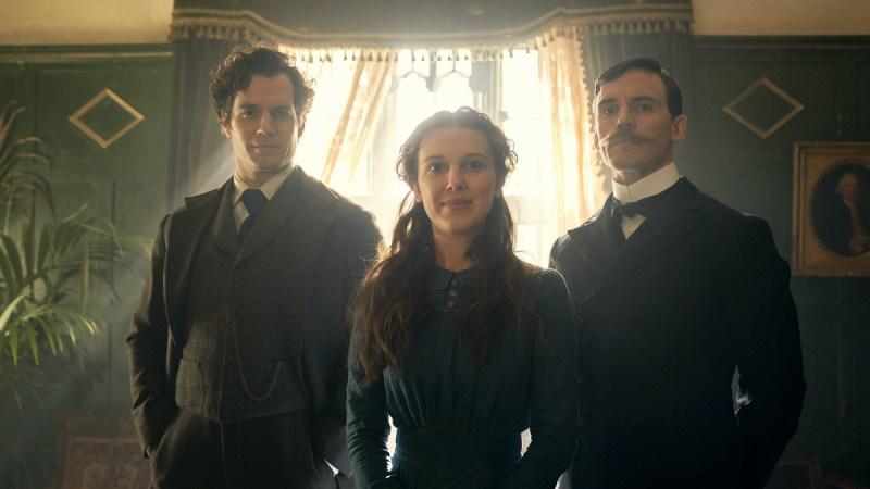 Enola Holmes release date trailer cast