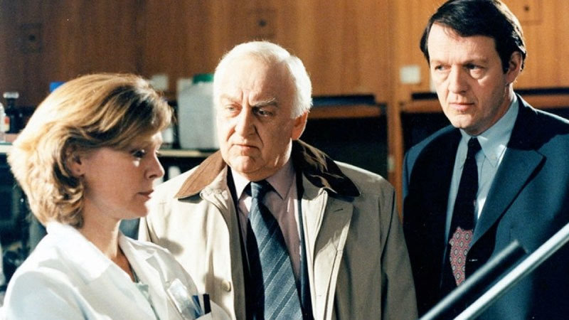 Inspector Morse The Remorseful Day cast