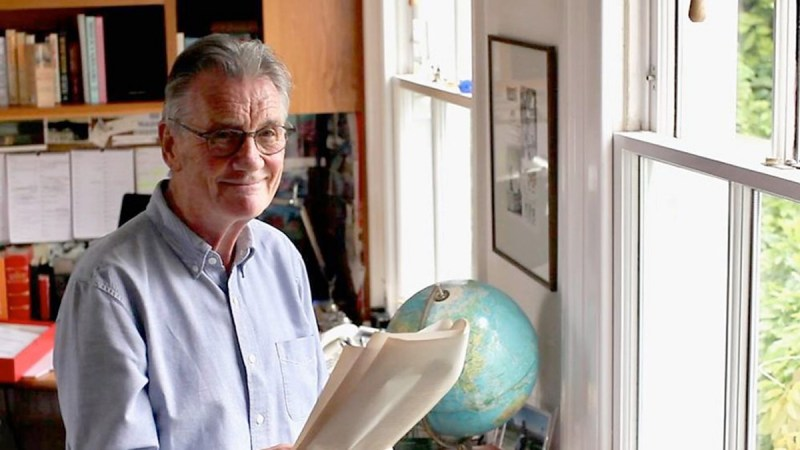 Michael Palin bbc two