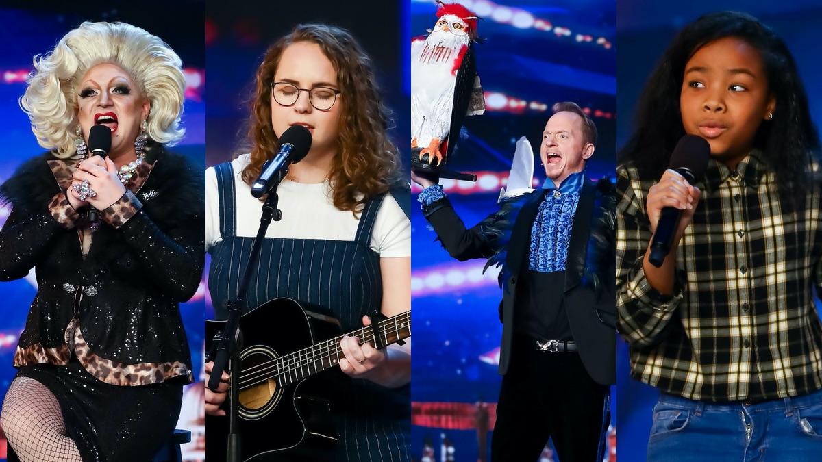 Britain S Got Talent 2020 Contestants Meet All The Semi Finalists Britain S Got Talent 2020 Tellymix