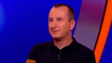 Andy Whyment celebrity catchphrase