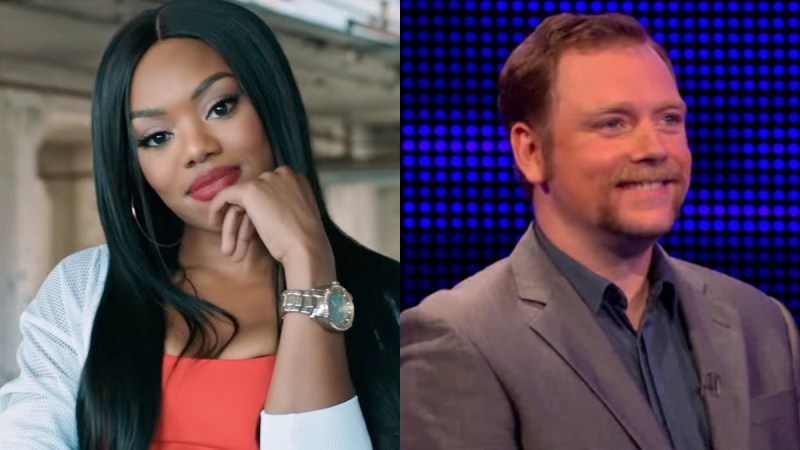 Rufus Hound and Lady Leshurr