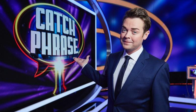 Celebrity Catchphrase on ITV