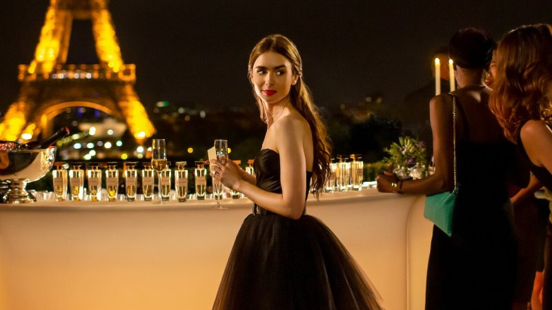 emily in paris release date cast