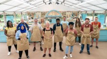 The Great British Bake Off line up