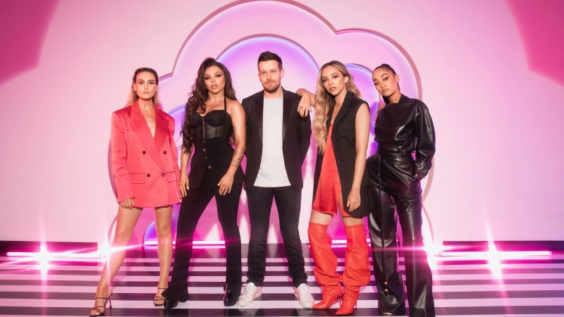 Little Mix The Search - Announcement Image