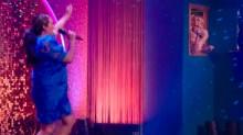 Celebrity Karaoke Club Rachel Stevens Scarlett Moffatt