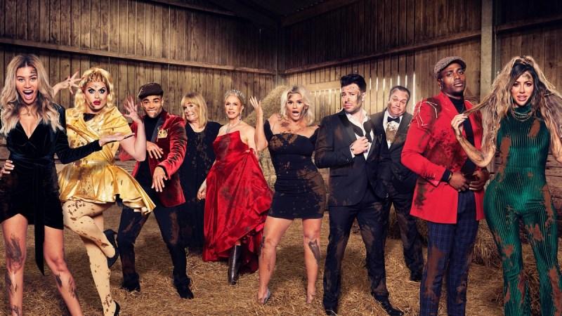 Celebs On The Farm 2021 line up cast
