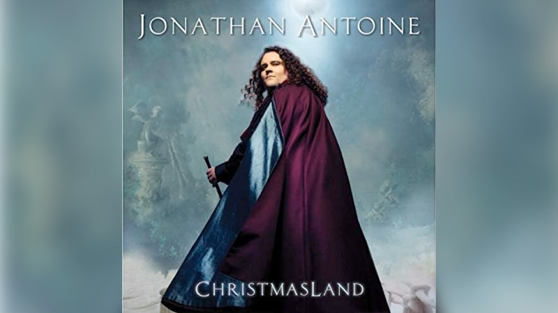 Jonathan Antoine christmas album
