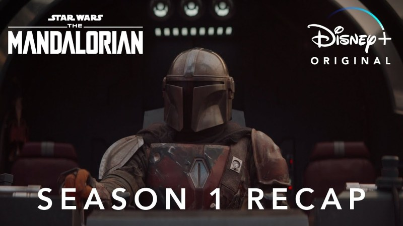 The Mandalorian recap