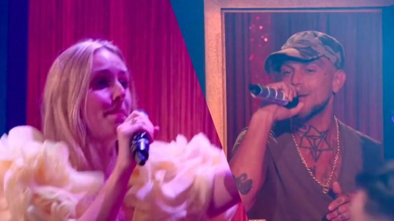abz love diana vickers Celebrity Karaoke Club