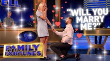 family fortunes proposal