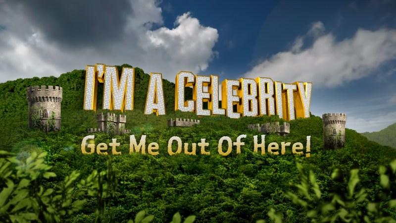 im a celebrity logo 2020
