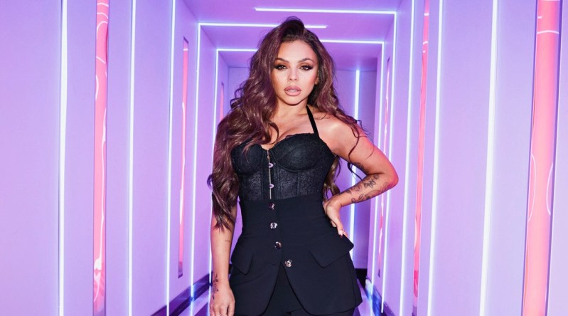 Picture Shows: Jesy Nelson - (C) BBC - Photographer: Zoe McConnell