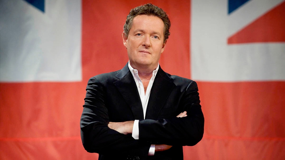 Piers Morgan set for Britain's Got Talent return?