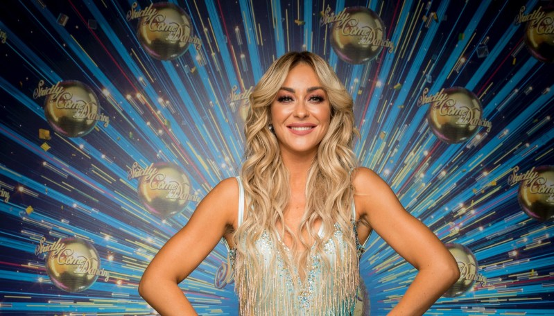 Picture Shows: The Strictly Come Dancing professional dancers Luba Mushtuk - (C) BBC - Photographer: Guy Levy