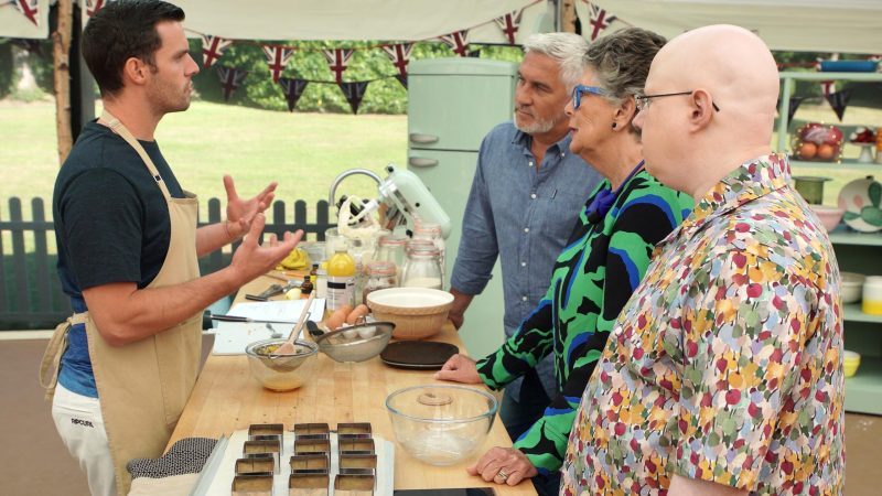 The Great British Bake Off Ep8