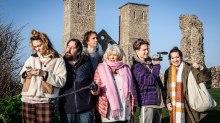 Pandemonium bbc cast