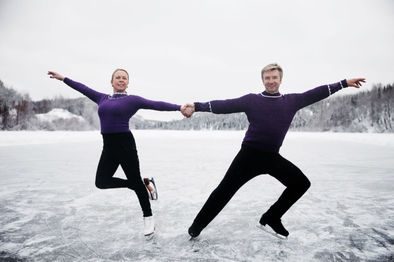 dancing on thin ice torvill dean - 1