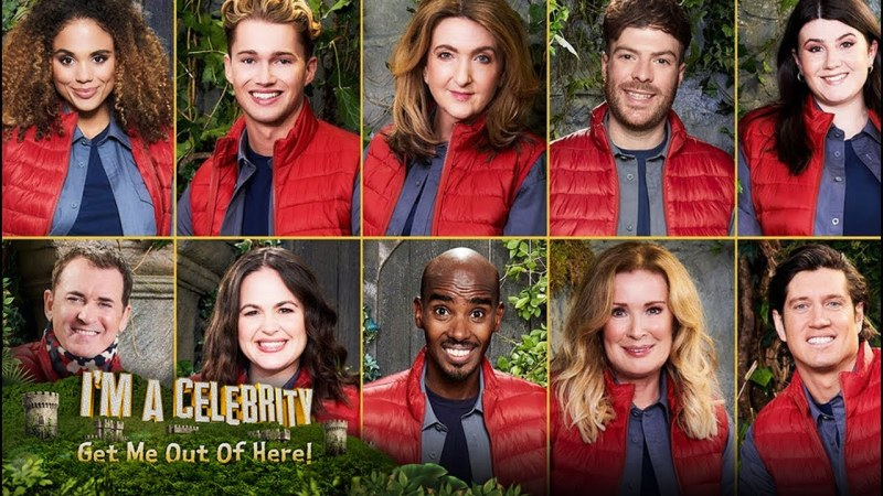 im a celebrity 2020 line up cast