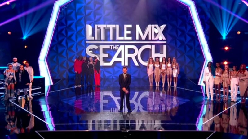 little mix the search winner results