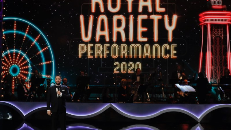 royal variety performance 2020 line up - 1