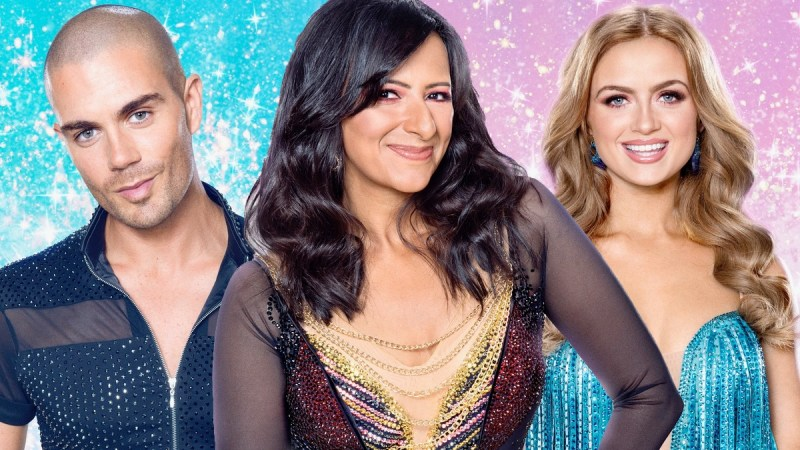 strictly come dancing cast line up 2