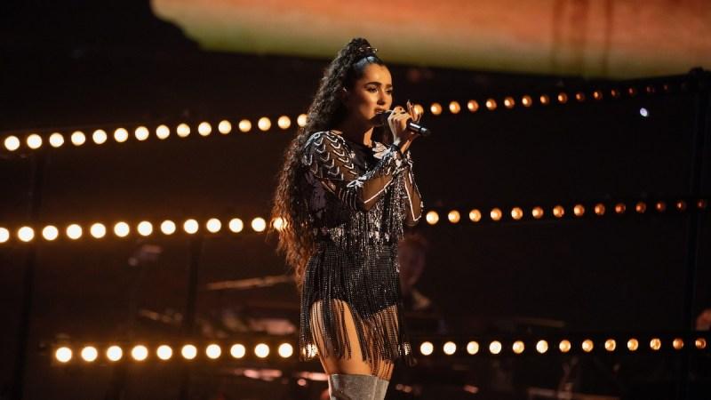 The Voice UK recap - Brooke Scullion performs.