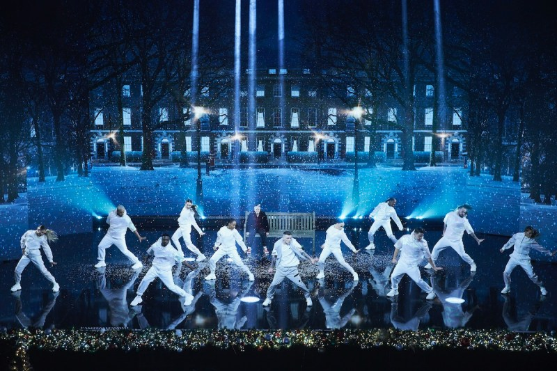 Diversity with DVJ and George Sampson. Picture: ©Syco/Thames